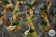 Фуршет - блюда - выездной кейтеринг ресторан «Yaris Catering» 09
