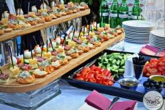 Фуршет - блюда - выездной кейтеринг ресторан «Yaris Catering» 17