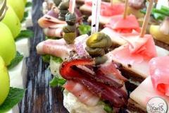 Фуршет - блюда - выездной кейтеринг ресторан «Yaris Catering» 21