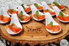 Фуршет - блюда - выездной кейтеринг ресторан «Yaris Catering» 25