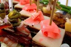 Фуршет - блюда - выездной кейтеринг ресторан «Yaris Catering» 28