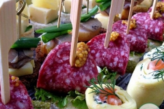 Фуршет - блюда - выездной кейтеринг ресторан «Yaris Catering» 30