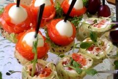 Фуршет - блюда - выездной кейтеринг ресторан «Yaris Catering» 45