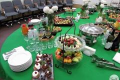 День Рождение на работе - кейтринг компания «Yaris Catering» 01