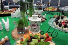 День Рождение на работе - кейтринг компания «Yaris Catering» 08