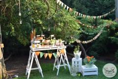 День Рожденья в Ботаническом Саду от выездного кейтеринг ресторана «Yaris Catering»03