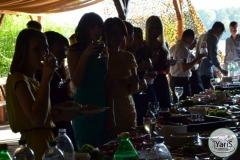 Фуршет - банкет на Выпускной от выездного кейтеринг ресторана «Yaris Catering»06