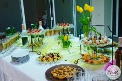 Фуршет на 8 марта в компании Dyckerhoff - от «Yaris Catering» 01