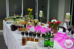 Фуршет на 8 марта в компании Dyckerhoff - от «Yaris Catering» 02