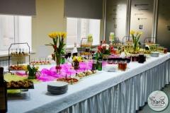 Фуршет на 8 марта в компании Dyckerhoff - от «Yaris Catering» 06