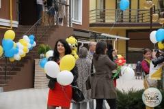 Фуршет на открытии жилого комплекса «Орлан Инвест Групп» от «Yaris Catering»08