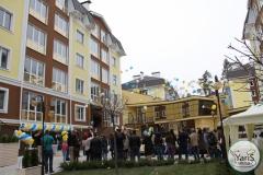 Фуршет на открытии жилого комплекса «Орлан Инвест Групп» от «Yaris Catering»13