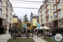Фуршет на открытии жилого комплекса «Орлан Инвест Групп» от «Yaris Catering»21