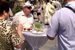 Фуршет на открытии жилого комплекса «Орлан Инвест Групп» от «Yaris Catering»29