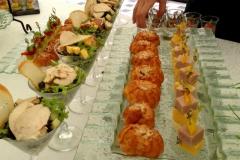 Фуршет на открытии жилого комплекса «Орлан Инвест Групп» от «Yaris Catering»33