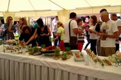 Фуршет на открытии жилого комплекса «Орлан Инвест Групп» от «Yaris Catering»37