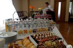 Фуршет в честь юбилея - мудрое решение - кейтринг компания «Yaris Catering» 03