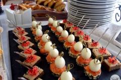 Фуршет в честь юбилея - мудрое решение - кейтринг компания «Yaris Catering» 04