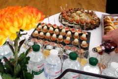 Фуршет в честь юбилея - мудрое решение - кейтринг компания «Yaris Catering» 05