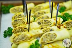 Кофе-брейк с закусками для семинара от выездного кейтеринг ресторана «Yaris Catering»02
