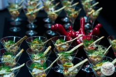 Корпоратив для компании SPS Commerce от выездного кейтеринг ресторана «Yaris Catering» 16