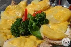 Корпоративные «Гаваи» - яркий праздник вкуса от кейтеринг ресторана «Yaris Catering»09
