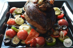 Корпоративные «Гаваи» - яркий праздник вкуса от кейтеринг ресторана «Yaris Catering»18