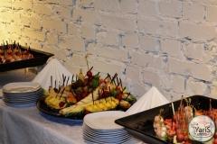 Корпоративный фуршет от выездного кейтеринг ресторана «Yaris Catering»02