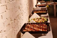 Корпоративный фуршет от выездного кейтеринг ресторана «Yaris Catering»12