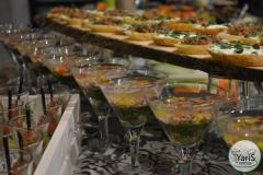 Корпоративный фуршет от выездного кейтеринг ресторана «Yaris Catering»08