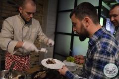 Корпоративный фуршет от выездного кейтеринг ресторана «Yaris Catering»11