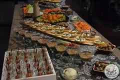 Корпоративный фуршет от выездного кейтеринг ресторана «Yaris Catering»14