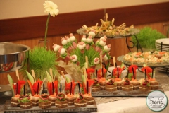Корпоративный фуршет от выездного кейтеринг ресторана «Yaris Catering»04