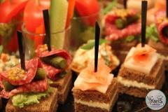 Корпоративный фуршет от выездного кейтеринг ресторана «Yaris Catering»07