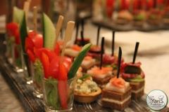 Корпоративный фуршет от выездного кейтеринг ресторана «Yaris Catering»10