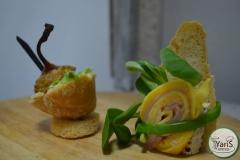 Новогодний корпоратив от выездного кейтеринг ресторана «Yaris Catering»12