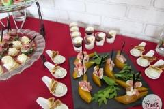 Поздравляем с 8 марта – фуршет от выездного кейтеринг ресторана «Yaris Catering» 04