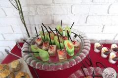 Поздравляем с 8 марта – фуршет от выездного кейтеринг ресторана «Yaris Catering» 05