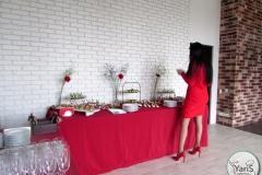 Поздравляем с 8 марта – фуршет от выездного кейтеринг ресторана «Yaris Catering» 07