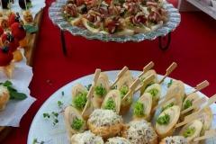 Приветственный фуршет в Межигорье - кейтринг компания «Yaris Catering» 07
