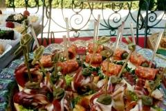 Приветственный фуршет в Межигорье - кейтринг компания «Yaris Catering» 10