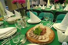 Продолжние свадьбы может быть красочным - кейтринг компания «Yaris Catering» 01
