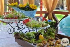 Солнечный пикник на День Рождения от выездного кейтеринг ресторана «Yaris Catering»07