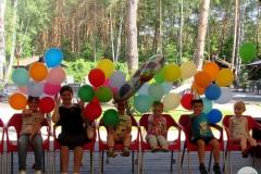 Солнечный пикник на детском дне рождения - кейтринг компания «Yaris Catering» 04