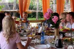 Солнечный пикник на детском дне рождения - кейтринг компания «Yaris Catering» 06