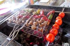 Солнечный пикник на детском дне рождения - кейтринг компания «Yaris Catering» 10