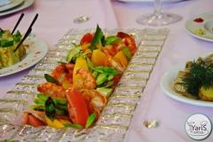 Уютный День Рожденья дома от выездного кейтеринг ресторана «Yaris Catering»04