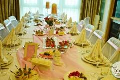 Уютный День Рожденья дома от выездного кейтеринг ресторана «Yaris Catering»08