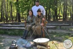 В честь наших ветеранов - «Полевая кухня» от выездного кейтеринг ресторана «Yaris Catering» 05