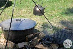 В честь наших ветеранов - «Полевая кухня» от выездного кейтеринг ресторана «Yaris Catering» 06